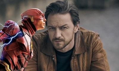 James McAvoy interpretaría a Captain Cold en The Flash