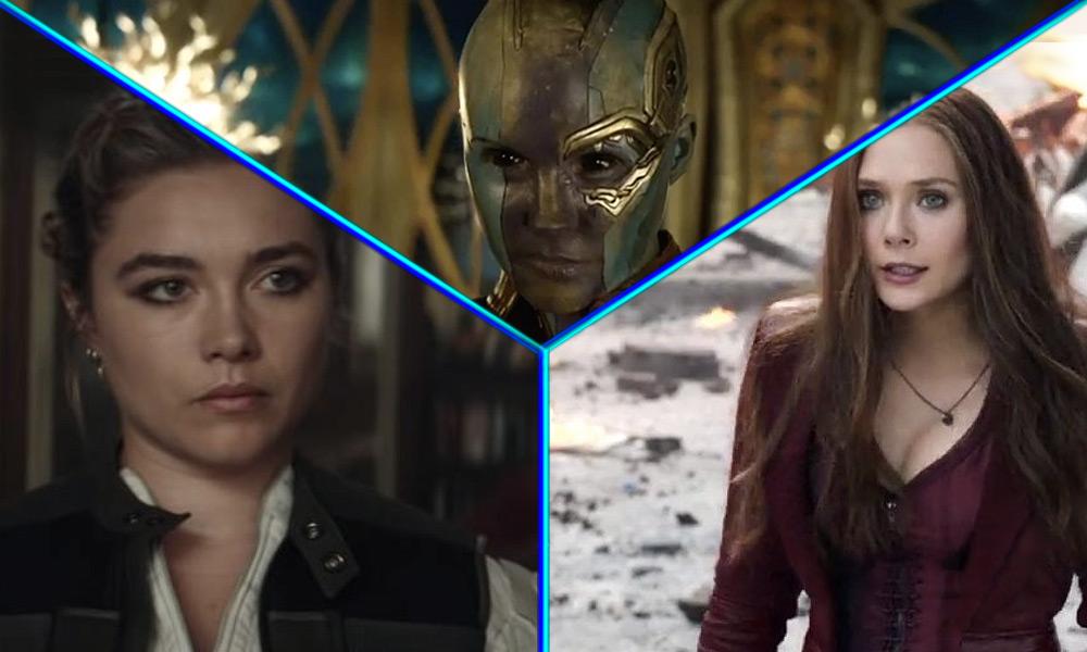 Karen Gillan habló del futuro de Nebula en Marvel