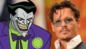 Kevin Smith quiere que Johnny Depp sea Joker