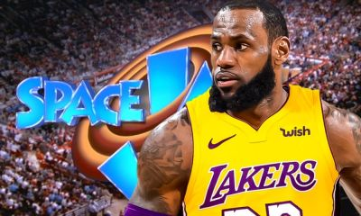 LeBron James habló sobre Space Jam 2