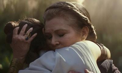 Deceso de Leia ya estaba planeado