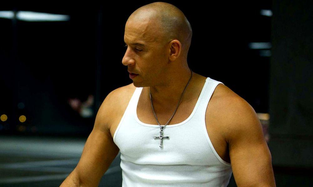 look de Toretto en 'Fast and Furious'