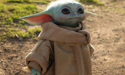 Mythbuster crea su propio Baby Yoda