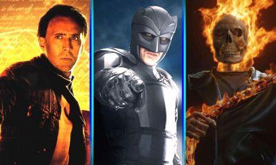Nicolas Cage regresaría a National Treasure