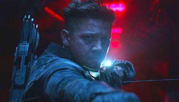 Nueva apariencia de Hawkeye en el MCU