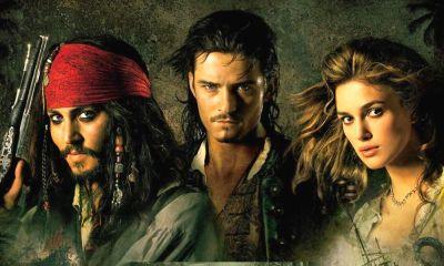 nueva trilogía de 'Pirates of the Caribbean'
