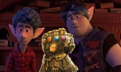 'Onward' hizo una referencia de 'Avengers: Endgame'