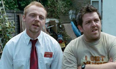 Simon Pegg revive a su personaje de 'Shaun of the Dead'