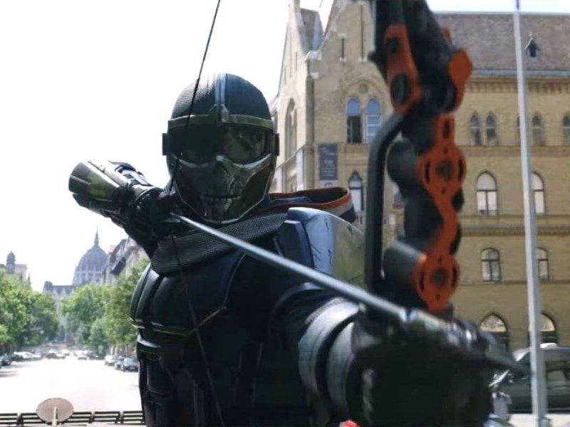 Taskmaster tendrá las garras de Black Panther
