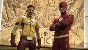 Aquaman aparecería en 'The Flash'
