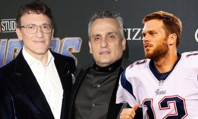 Tom Brady se asoció con los hermanos Russo