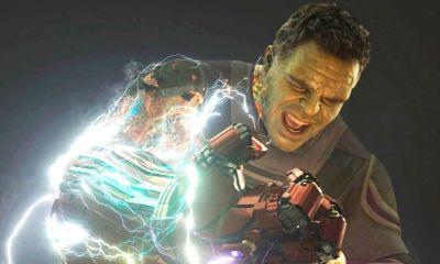 A quién vio Hulk después de hacer el chasquido