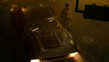 batimóvil de Matt Reeves estaría basado en Batman: Overdrive