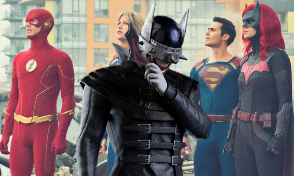 'Batwoman' introduciría 'The Batman Who Laughs' al Arrowverse
