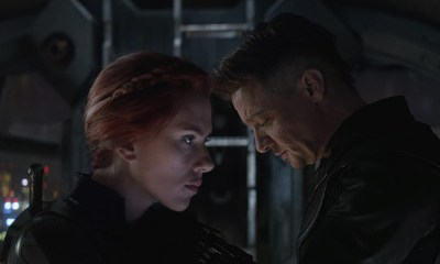 Final alternativo de Black Widow en Avengers: Endgame