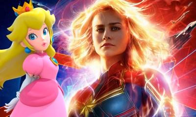 Así se vería Brie Larson como la princesa Peach