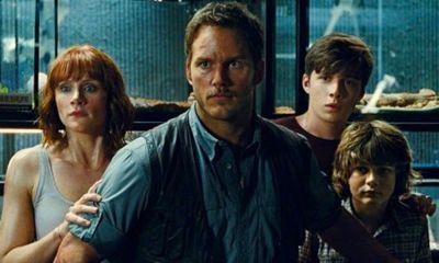 Bryce Dallas Howard de 'Jurassic World' presumió nuevo look
