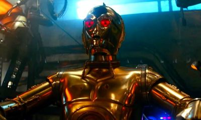C-3PO recuerda toda la saga Skywalker