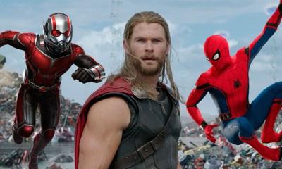 Chris Hemsworth reveló spoiler sobre el MCU