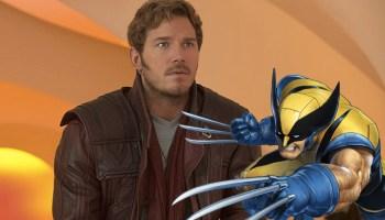 Chris Pratt como el nuevo Wolverine