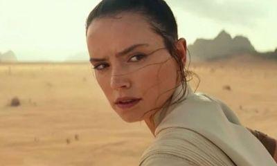 Daisy Ridley reacciona ante los comentarios de 'The Rise of Skywalker'