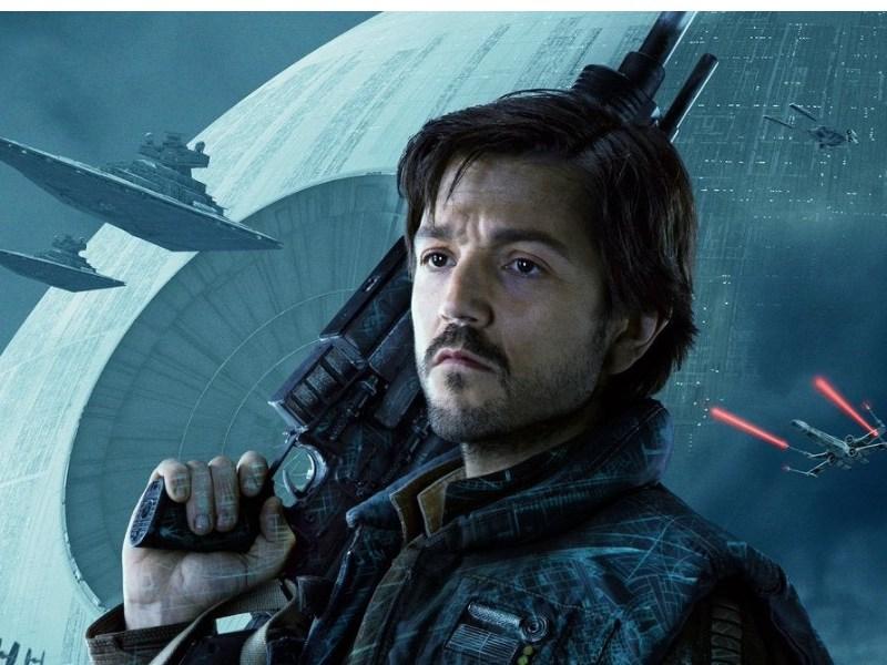 Diego Luna habló sobre la serie de 'Rogue One'