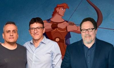 Directores del MCU para el live-action de 'Hercules'