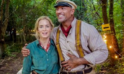 Dwayne Johnson habla sobre el retraso de 'Jungle Cruise'
