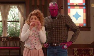 Elizabeth Olsen habría revelado la fecha de estreno de 'WandaVision'