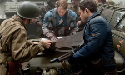 Escena de la Segunda Guerra Mundial en 'The Winter Soldier'