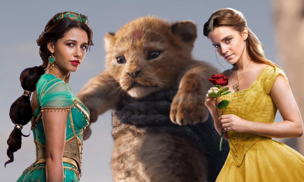 Disney borró una película live-action