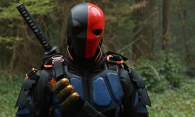 DC no permitía usar a Deathstroke en el Arrowverse
