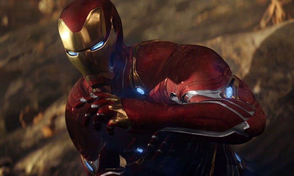 Tony Stark cambió de bigote en 'Infinity War'