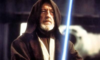 Obi-Wan sabía usar el poder de curación
