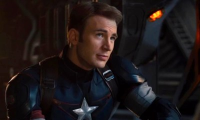 Chris Evans no quería interpretar al Captain America