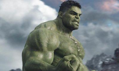 Fan art de Red Hulk en el MCU