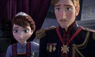 Papás de Anna y Elsa podrían volver en Frozen 3
