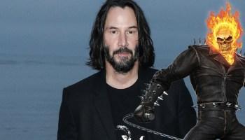 Fan trailer de Keanu Reeves en Ghost Rider