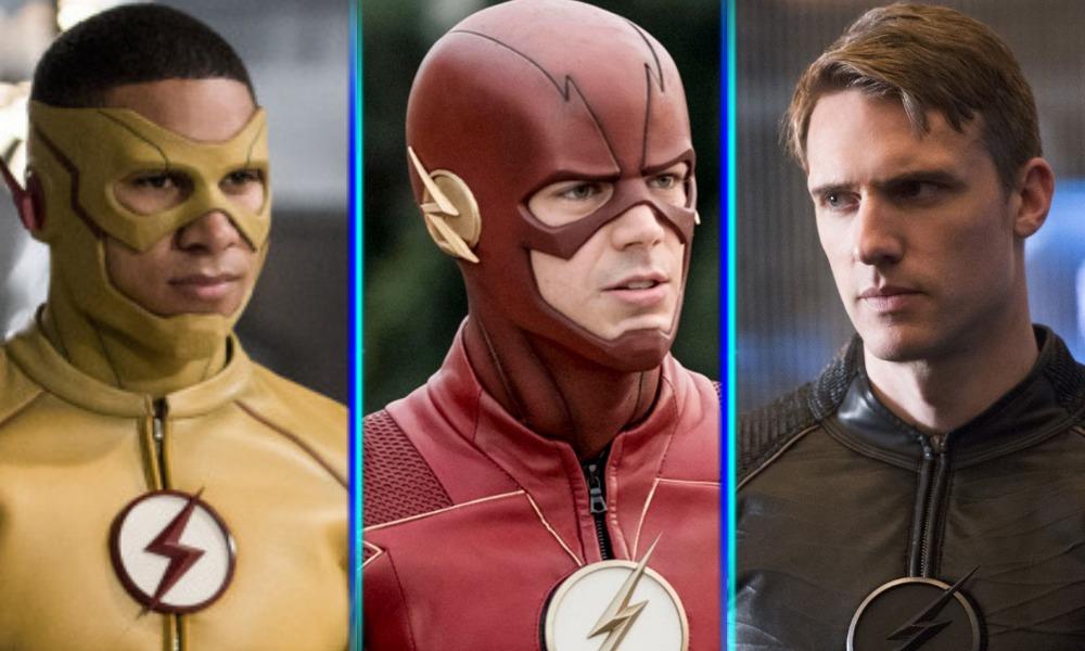 Fans quieren que Grant Gustin reemplace a Ezra Miller en 'Flash'
