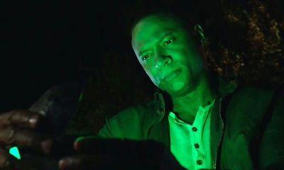 imagen de Green Lantern en el Arrowverse