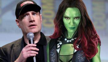 Kevin Feige habló con James Gunn sobre Gamora