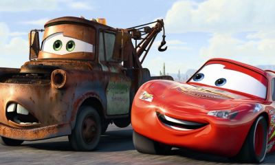 Larry the Cable Guy habló de Cars 4