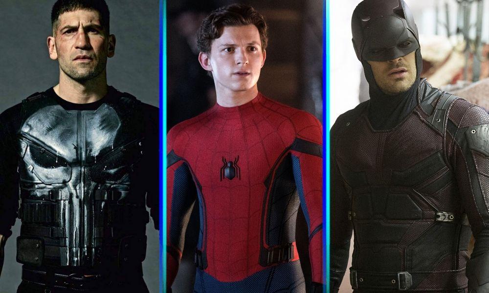 Marvel Recuperó derechos de The Defenders