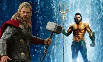 Así se vería Chris Hemsworth como Aquaman