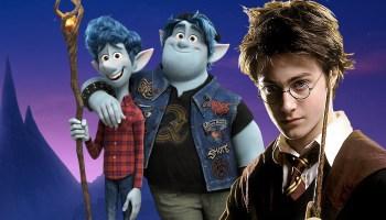Onward tuvo una referencia a Harry Potter