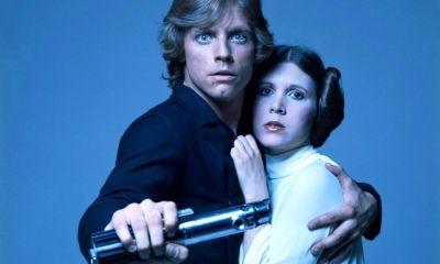 pelea entre Luke y Leia en 'The Rise of Skywalker'