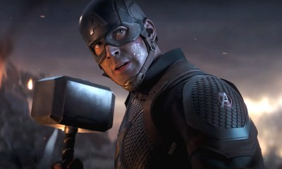 por qué Captain America no pudo levantar el Mjolnir