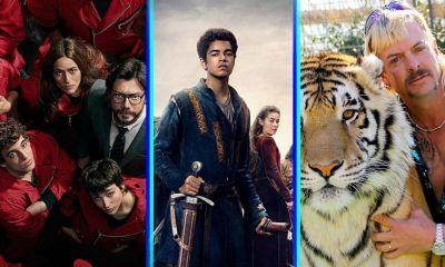 Tiger King es la número uno en Netflix