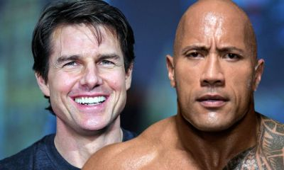 Tom Cruise le quitó un papel a Dwayne Johnson