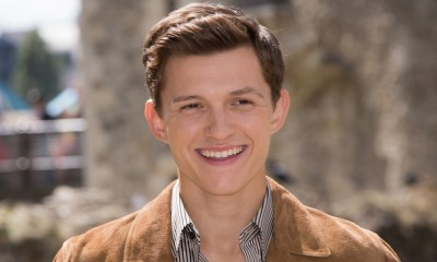 Tom Holland protagonizaría el live-action de Atlantis